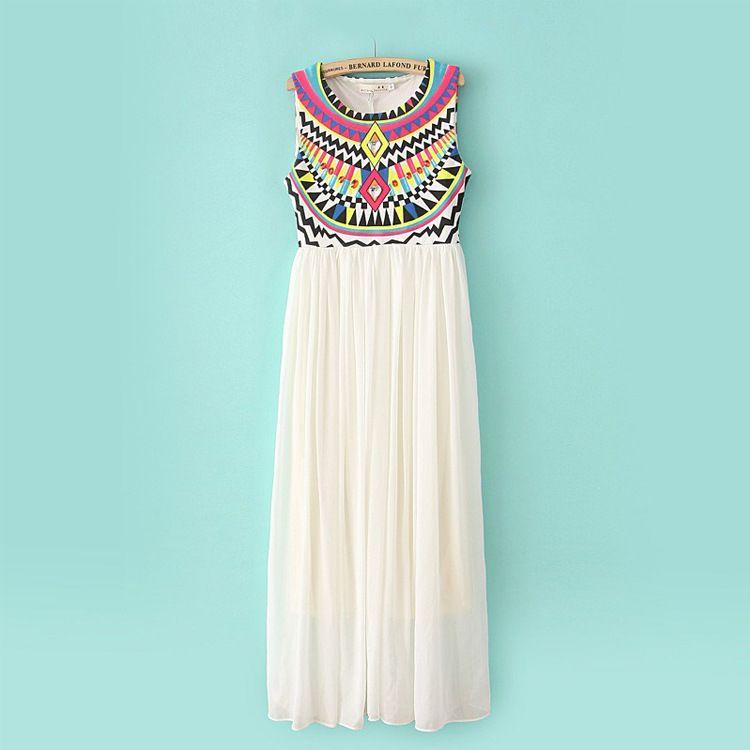 Maxi Dresses On eBay