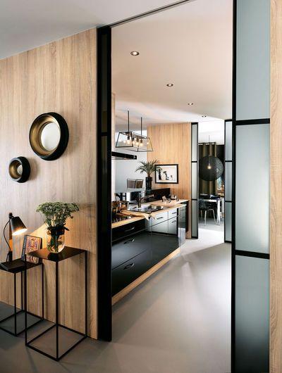 Cuisine mobalpa les plus belles cuisines ouvertes - Les plus belles cuisines design ...