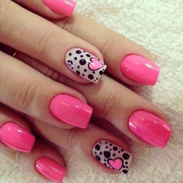 Make Your Own Nail Designs and Have Fun | Pink nails, Manicure and ...