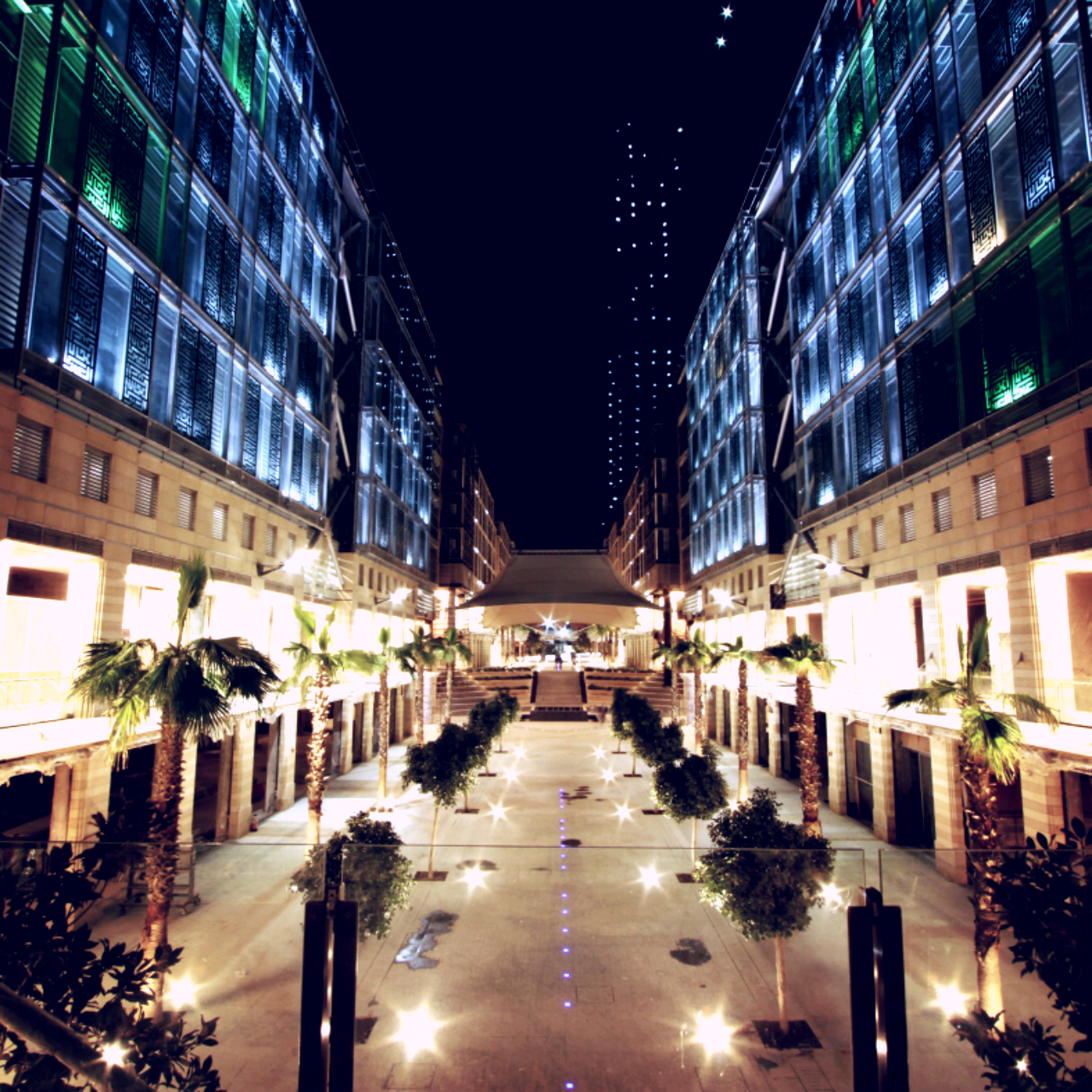 Abdali Boulevard Project Jordan