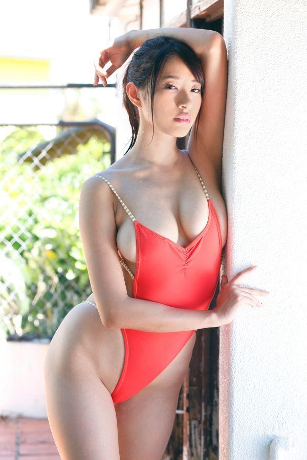 Yuka Someya Gravure Idol Model Sexy Hot Body Bikini Japanese