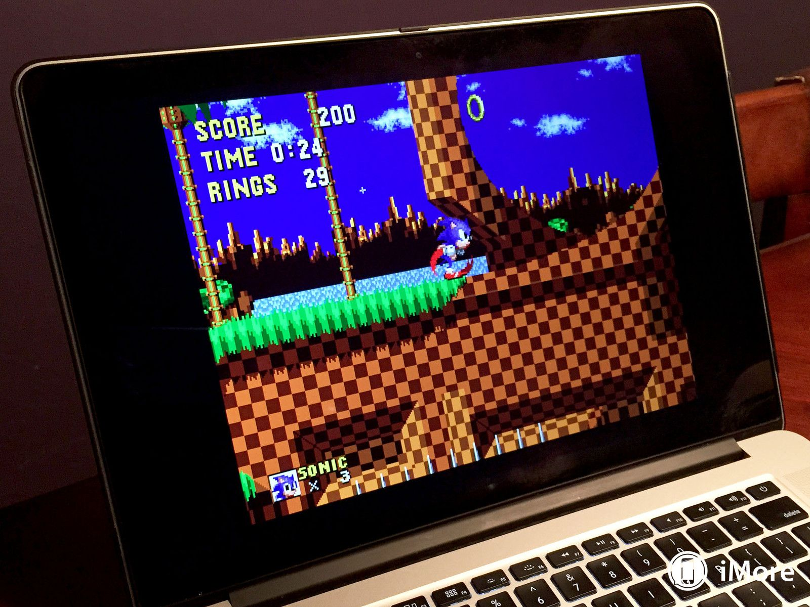 Run oldschool console games on the Mac with OpenEmu