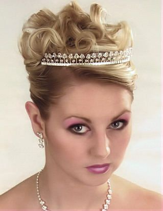 Prom Hairstyles With Tiaras Prom Hairstyles With Tiaras Hair