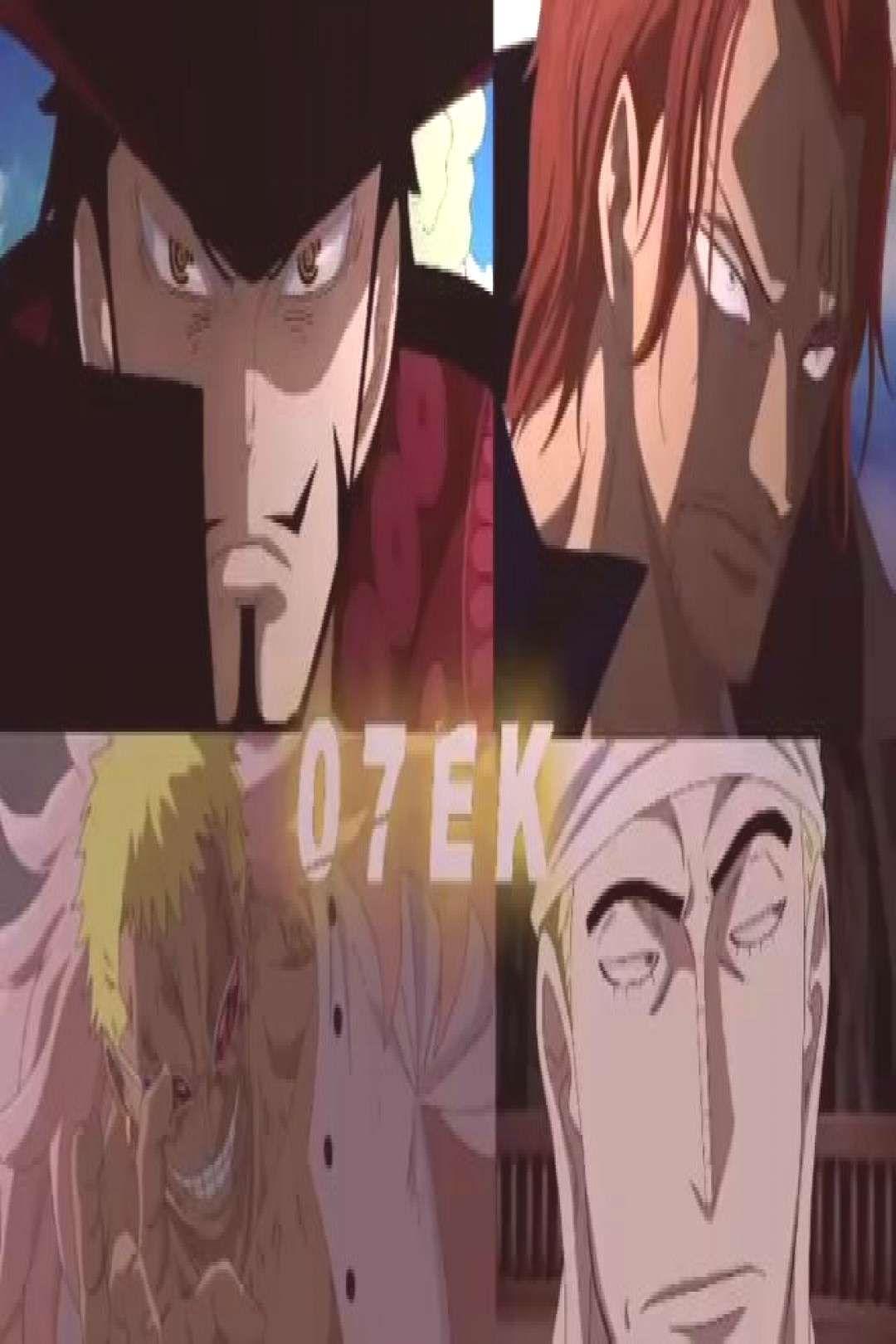 من اقوى شخص حارب لوفي. . . . . . . . #anime#