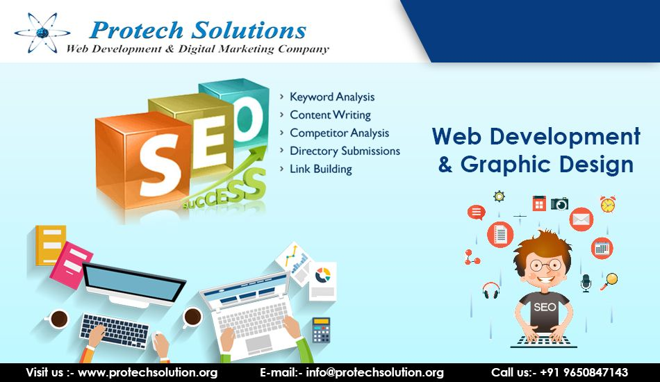Protech Solutions is the best SEO Services Company in