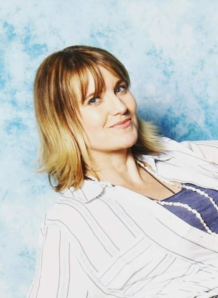 Lucy Lawless at MegaCon Convention 2018 in Orlando