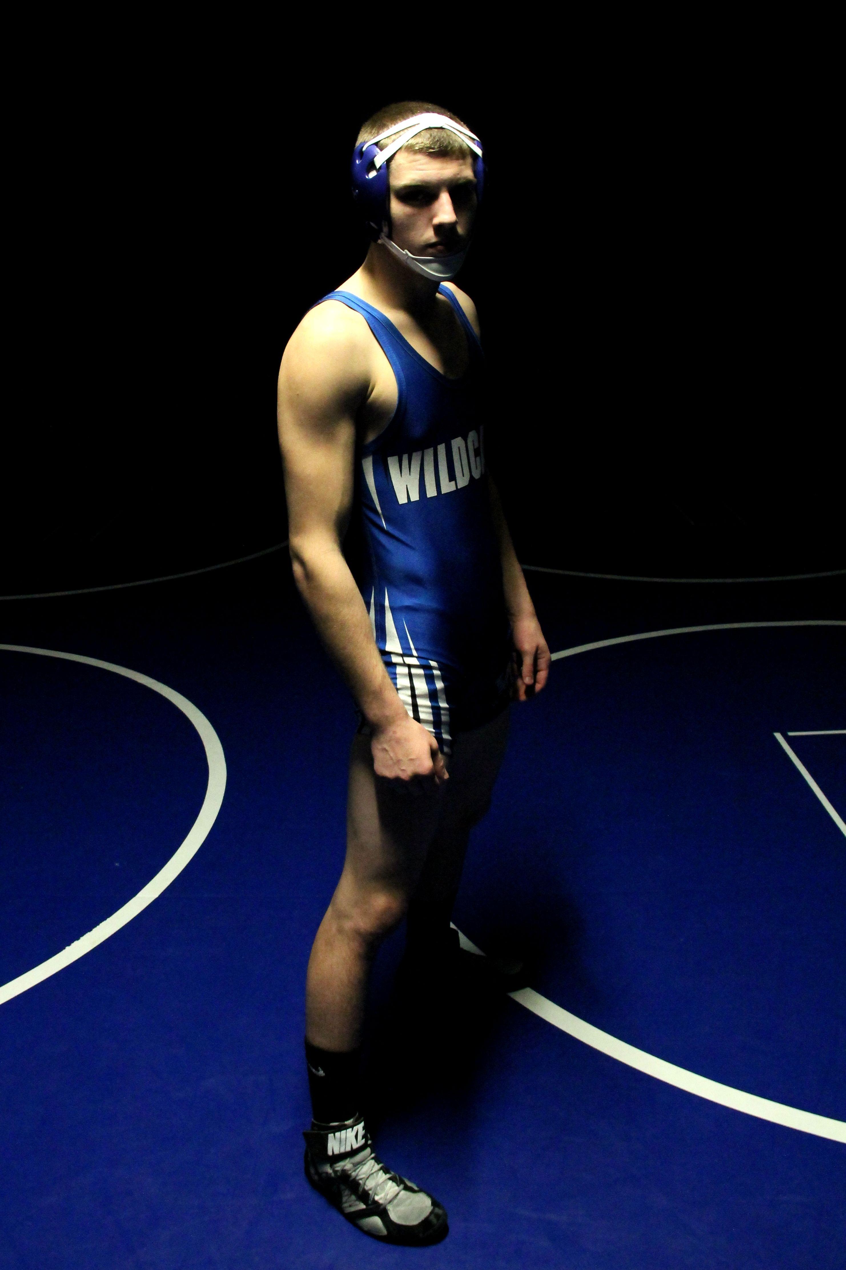 Wrestling Senior Pictures