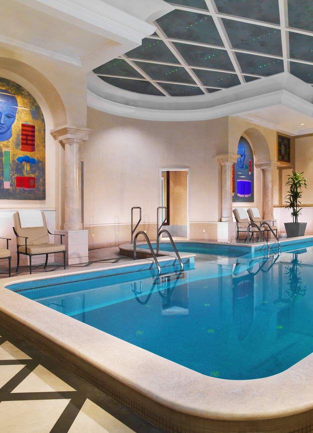 Pool Westin Excelsior Rome Italy Excelsior Hotel Rome Hotels