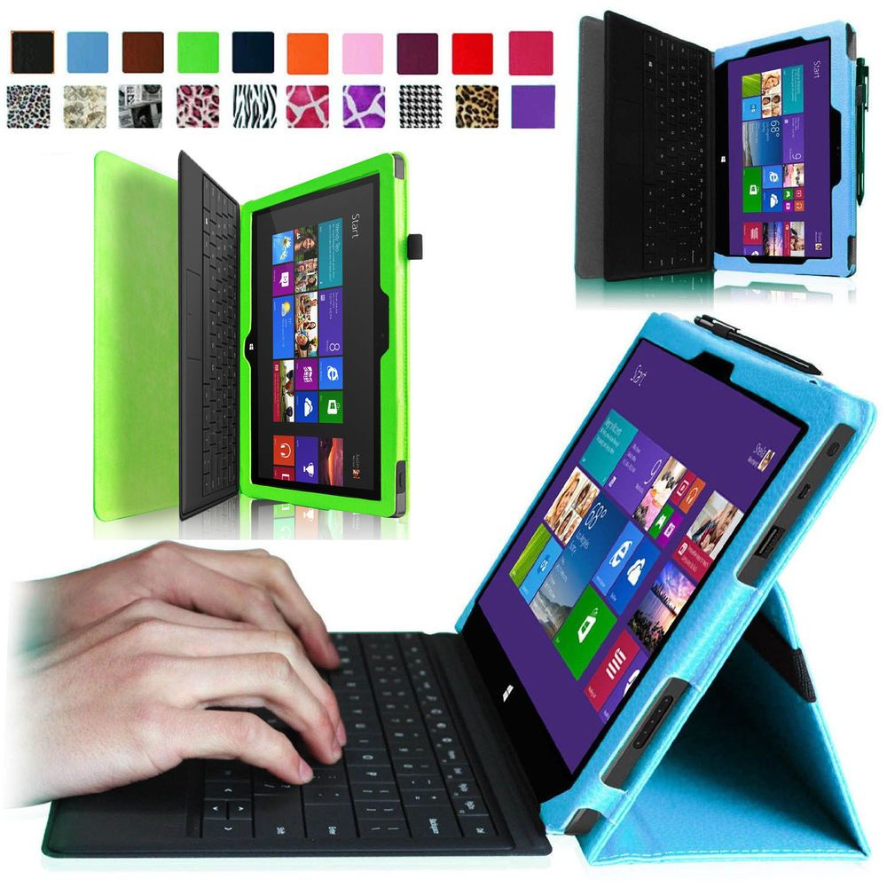 Details about Slim Case Cover for Microsoft Surface RT