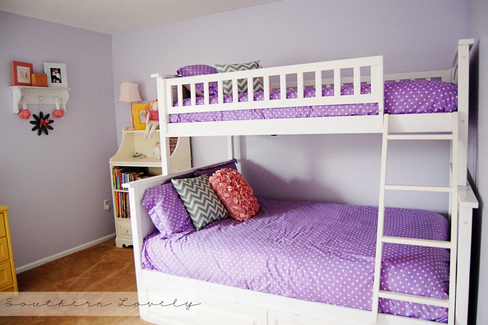 Kids Bedroom Impressive Lovely Blue Girls Room With Beautiful