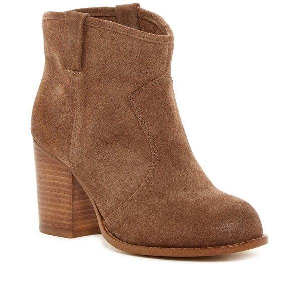 3b7ab9da1a68 Splendid Lakota Bootie ( 90) ❤ liked on Polyvore featuring shoes ...