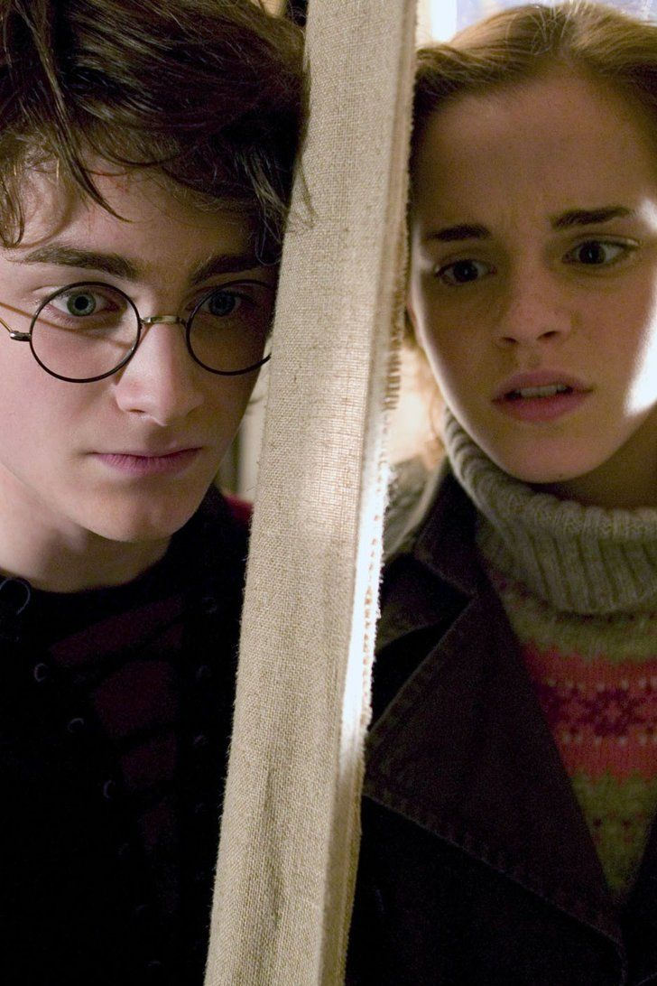 Harry and hermione sex clip scene #11