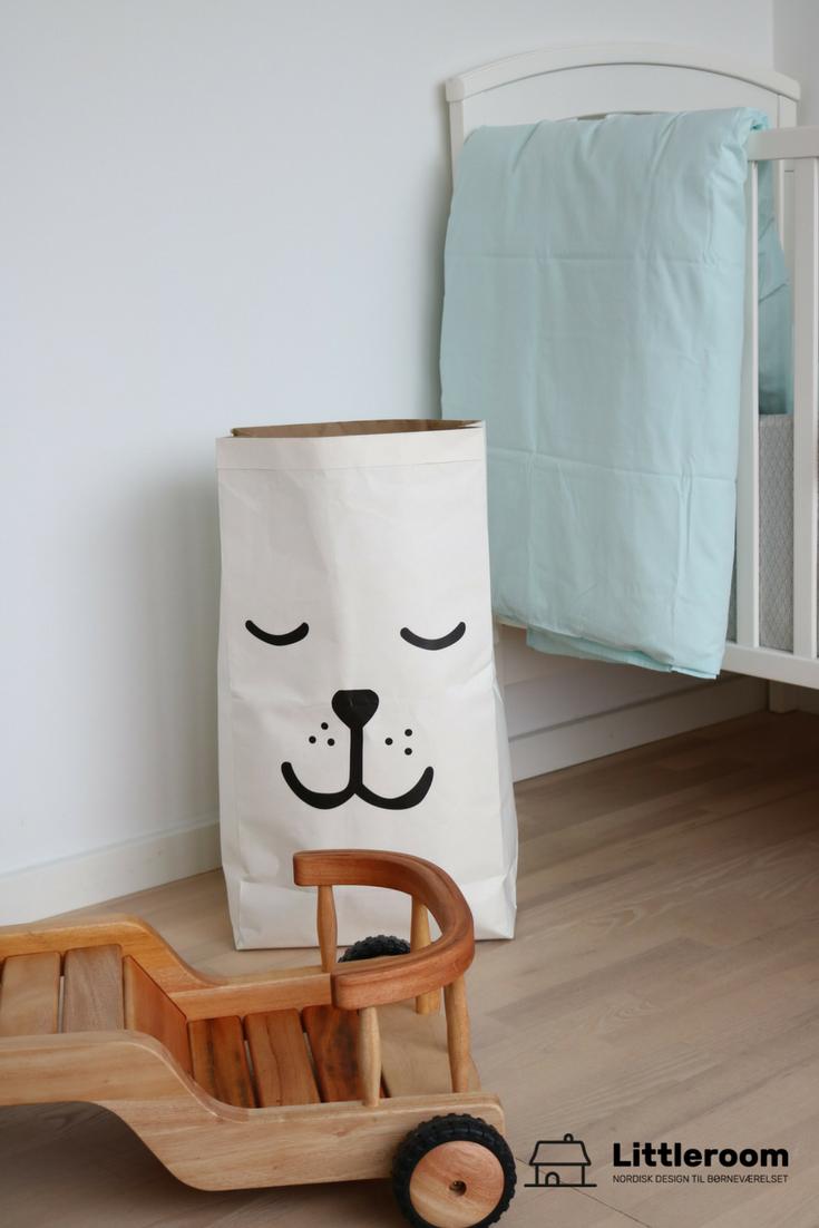 Af modish Sengetøj til baby & junior, 100% bomuld, Pastelblå | Sengetøj til MD32