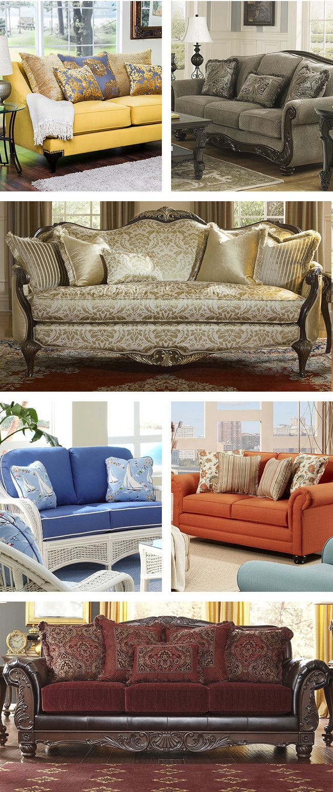 Looking for a stylish and affordable sofa? Living Rooms