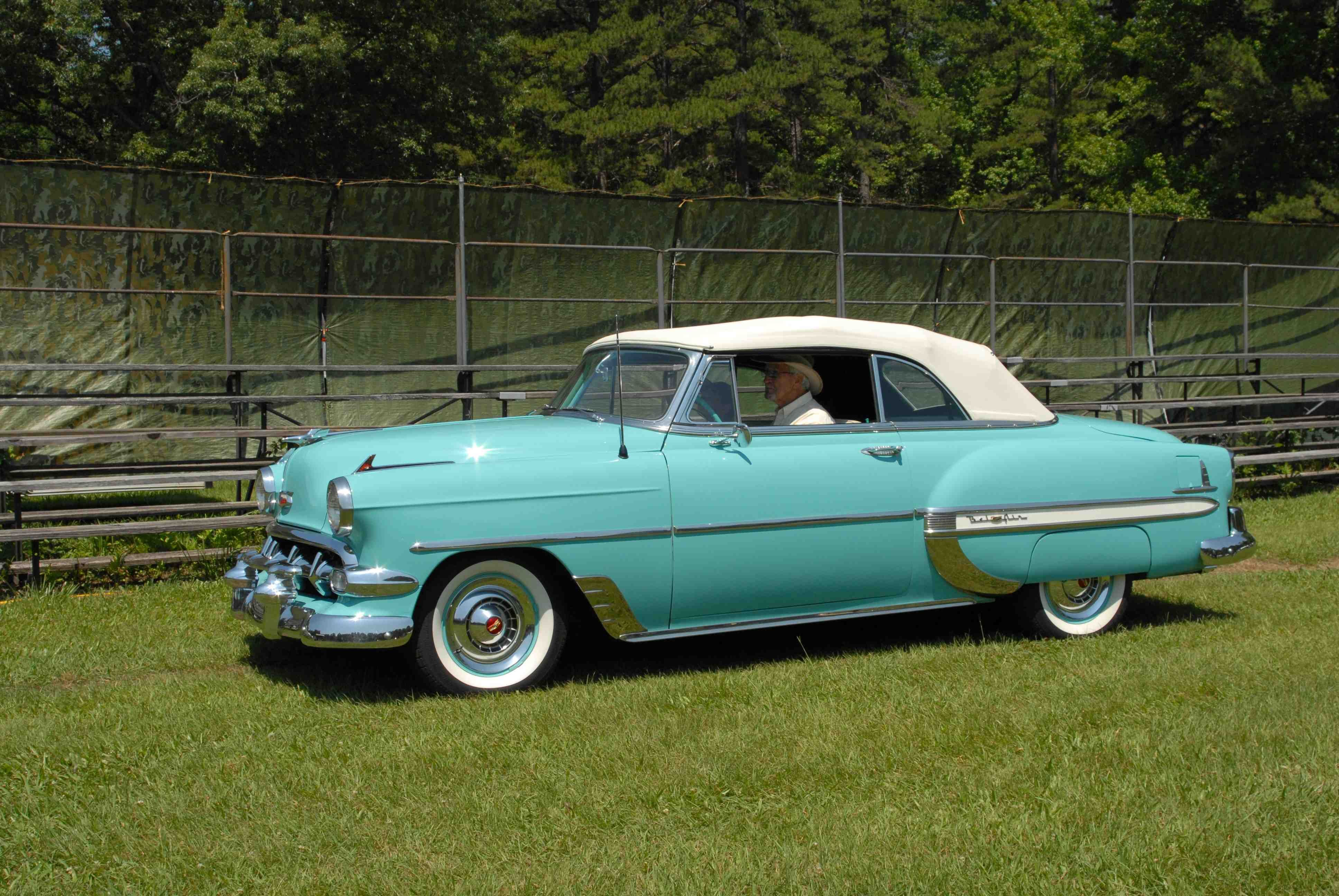 1954 Chevy Convertible | reference | Pinterest | Convertible, Cars ...