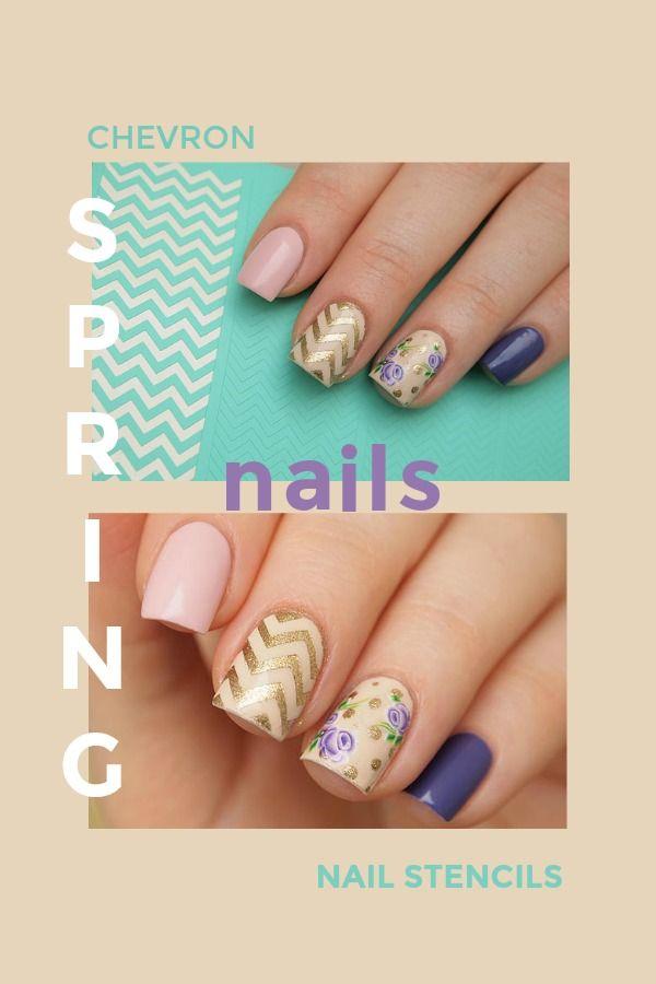 V's nail art supplies