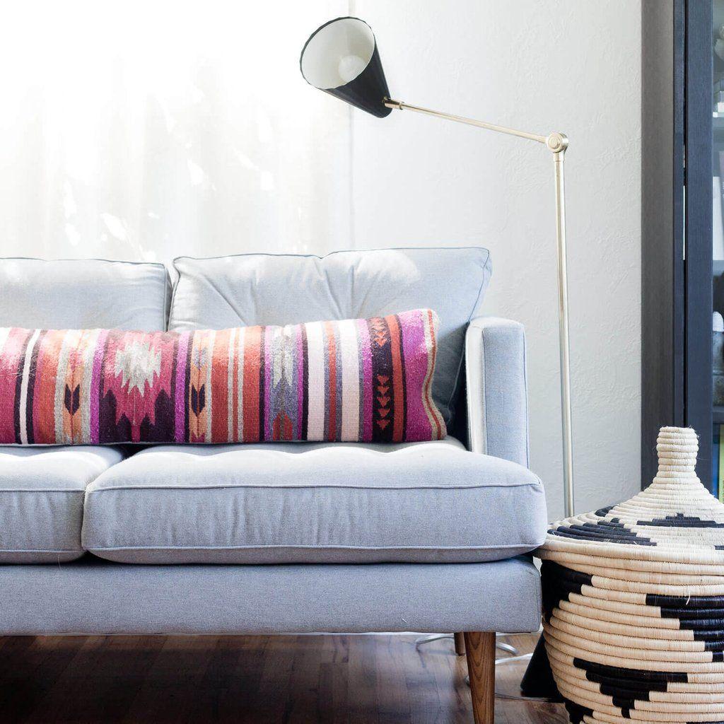 Baya Lumbar Pillow   Pillows, Living rooms and Room