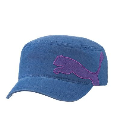Take a look at this Blue   Purple Leap Cadet Cap by PUMA on  zulily today! cadccdfa2a7
