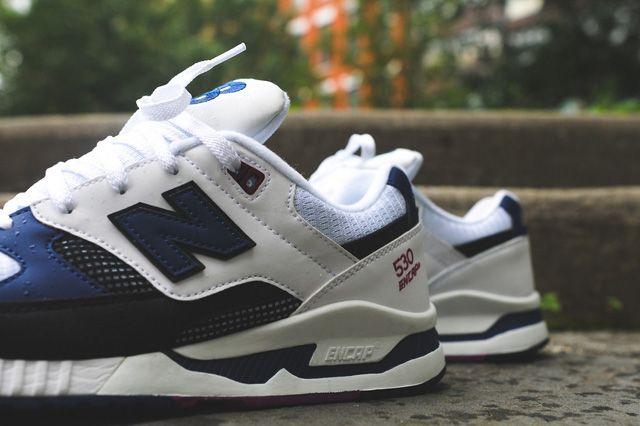 meilleur service 95f4a 699b2 NEW BALANCE 530 (OG NAVY) | Sneaker Freaker | quote | New ...