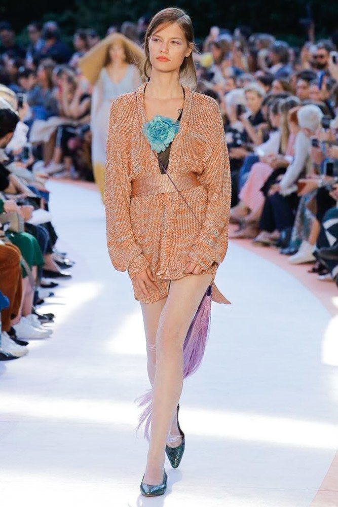Missoni Spring 2018 Ready-to-Wear  Fashion Show - Faretta