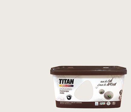 Titan Pintura De Color Para Paredes Y Techos Colors Blanco Hueso Pintura De Interiores Colores Paredes Colores De Pintura