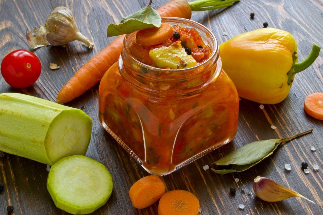 кабачки консервация на зиму рецепт с фото тесто добавляют ванилин
