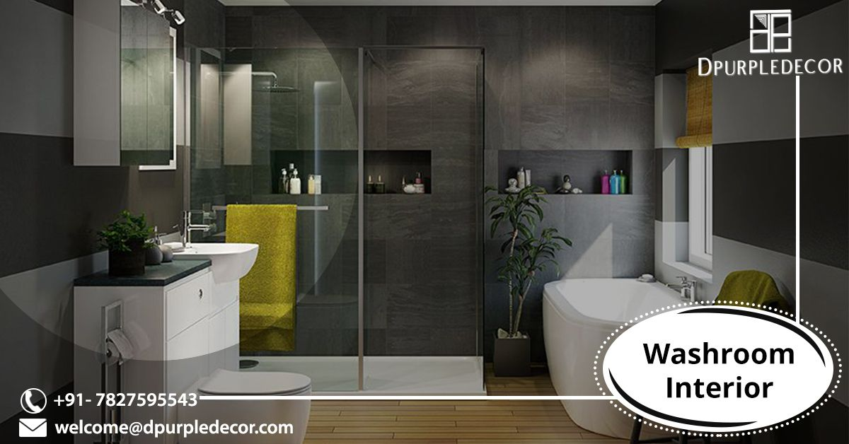 Gorgeous And Luxurious Bathroom Interior Services Budget