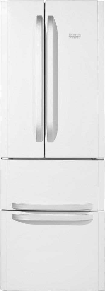 Hotpoint French Door E4D AAA BC, 195,5 cm hoch, 70 cm