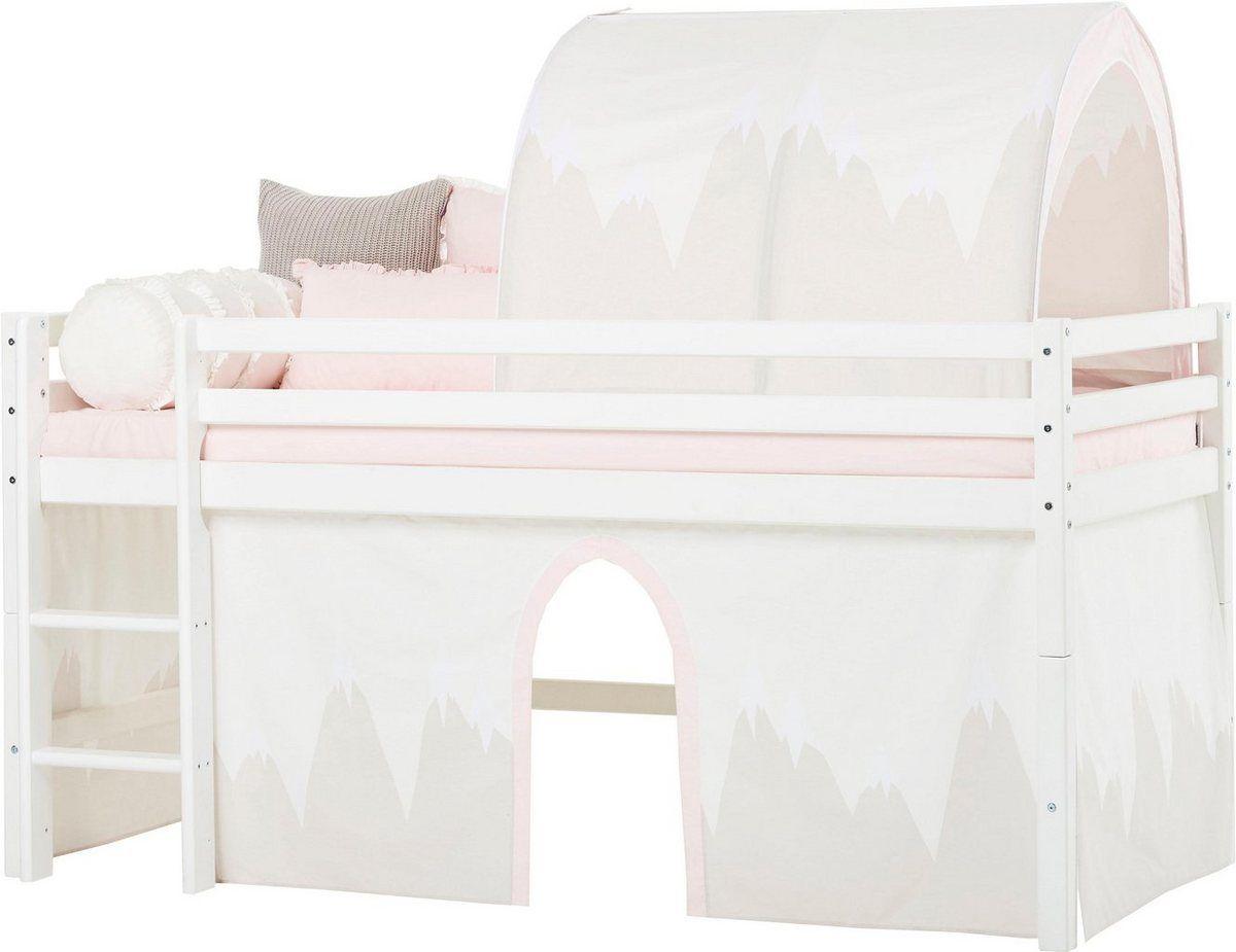 Hochbett Winter Wonderland Set Umbaubar In Ein Einzelbett In