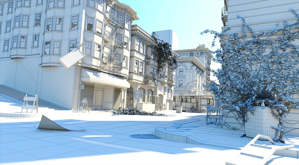 Academy of Art University Spring Show, 1st Place for 3D Environment