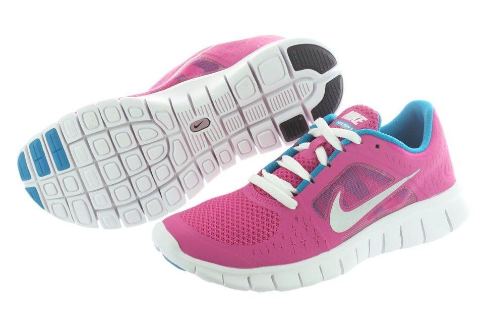 Nike Free Run 3 (GS) 512098-602 Youth / Women - http://www.gogokicks.com/