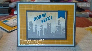 Calling All Heroes - Stampin Up! by Karine Cartier www.creationshabsgirl22.com