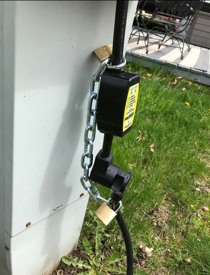 Photo of Camper Trailer Security Tips