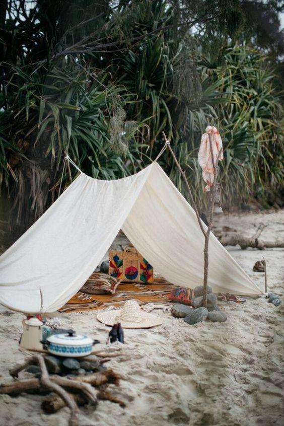 Acamparamigos Acamparenlaplaya Acamparpareja Campamentofotos