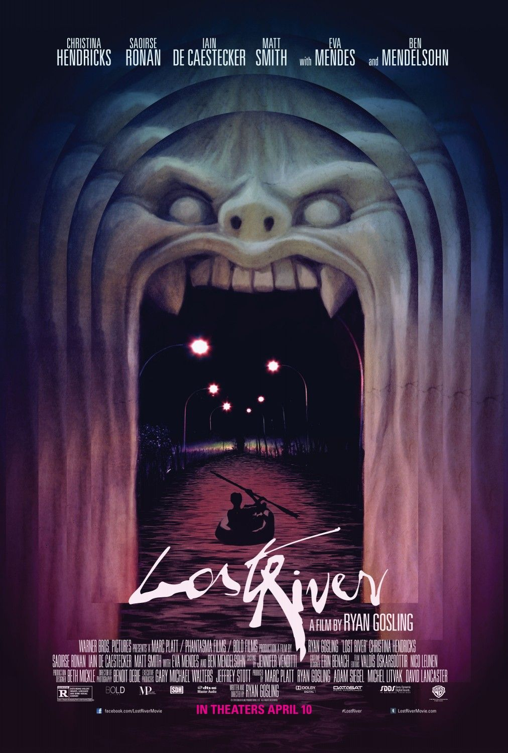 My Rating Lost River Film Lost River Ryan Gosling