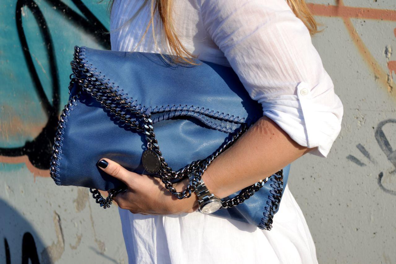 Stella McCartney... Falabella bag!