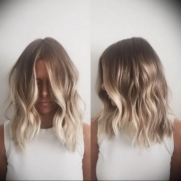 Balayage Blond Sur Cheveux Brun Prix