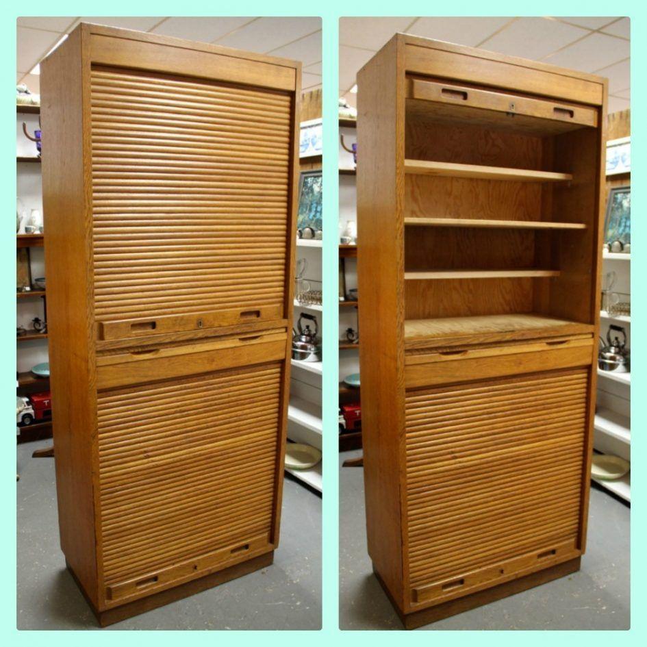Roll Top Cabinet Doors