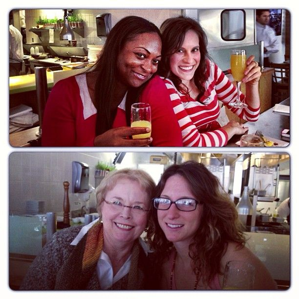 Thanks @Urban Swank for the great picture of y'all enjoying brunch!