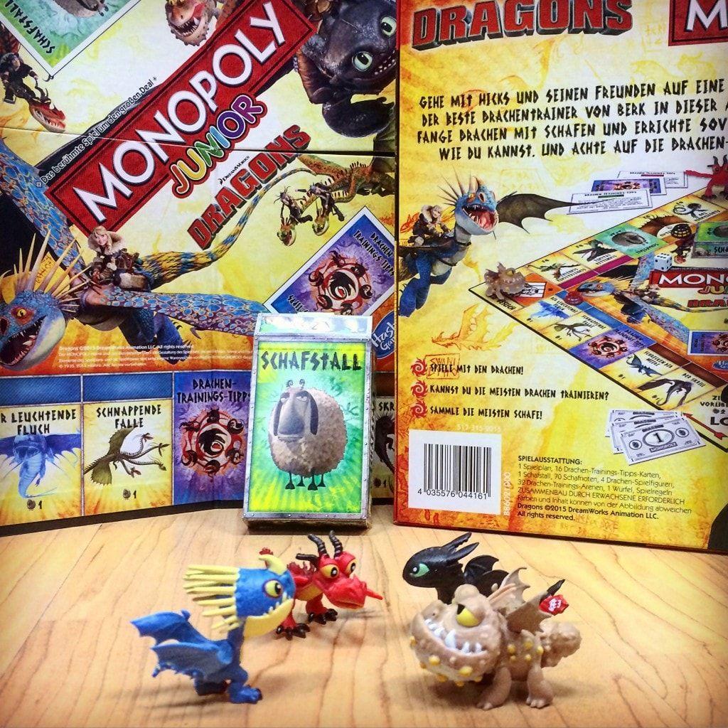 Spielregeln Monopoly Junior