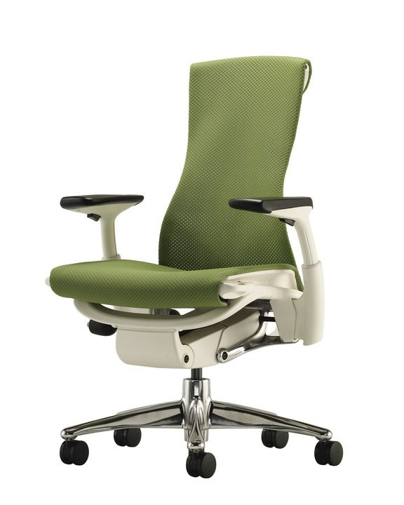 Herman Miller Embody Chair Used Stool Ikea Malaysia In Green Apple Office Inspiration