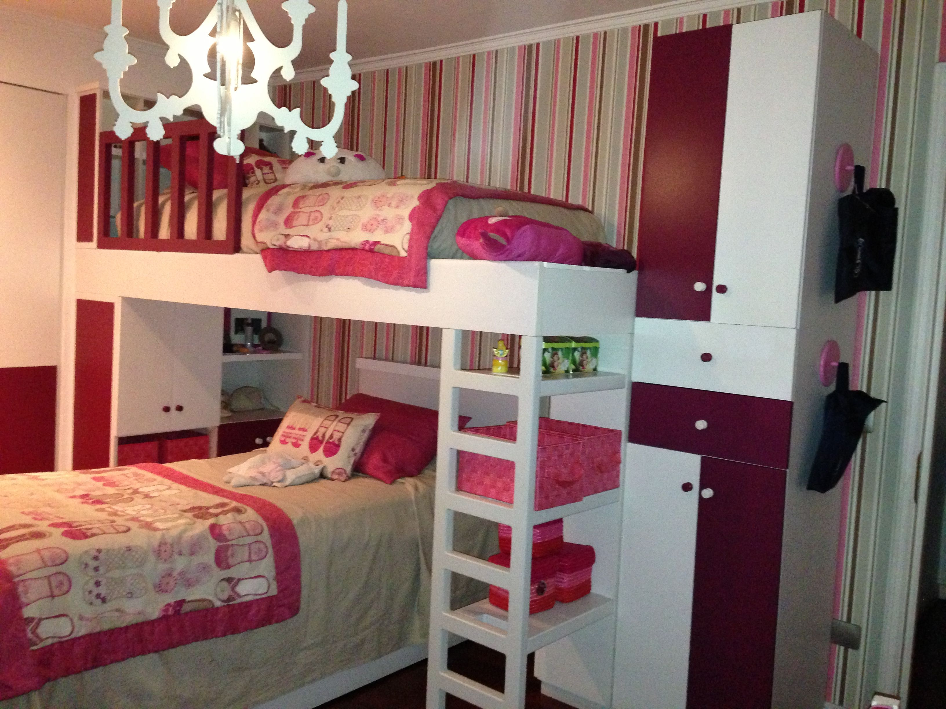 Camarotes ni as cuarto ni os pinterest for Muebles de dormitorio infantil