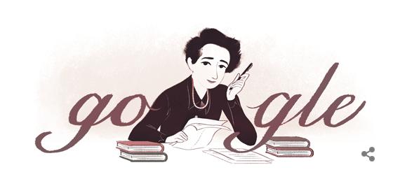 14 October 2014 Hannah Arendt's birthday Filosofia