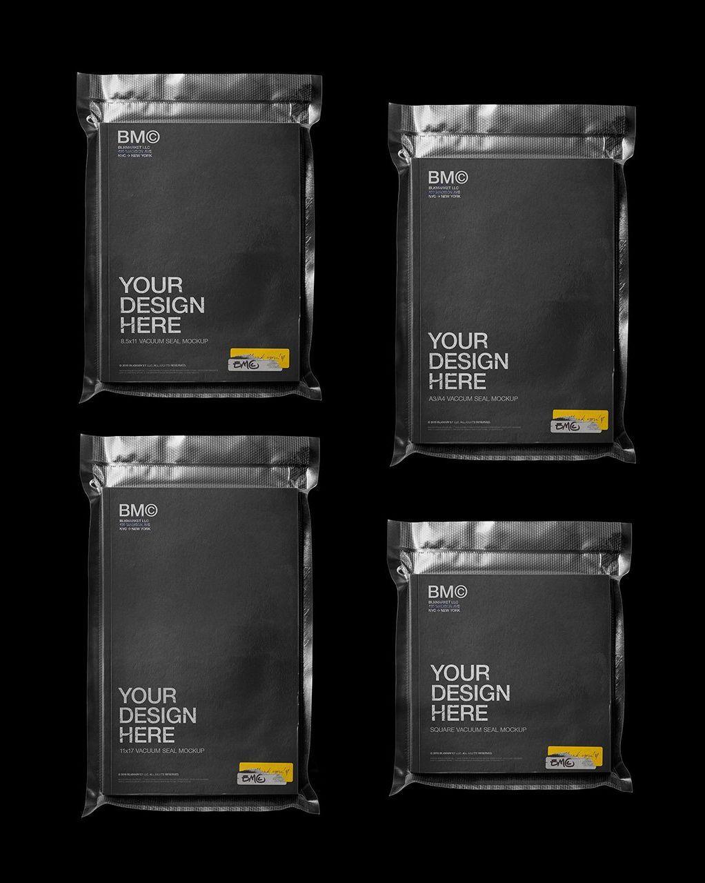 Download Sealed Bundle Zip Plastic Packaging Design Packaging Design Inspiration Spices Packaging
