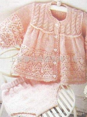 Hand Knit Baby Sweaters Create Baby Sweater Knitting Pattern