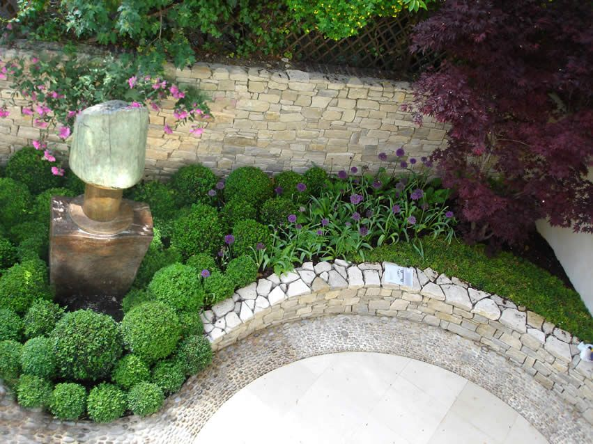 Exceptionnel Japanese Inspired Garden From Hugo Nicolle Design Http://www.hndesign.co
