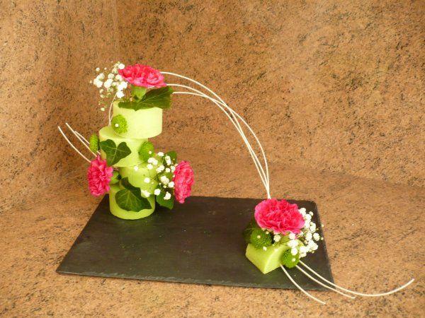 duo printanier bouquet art floral pinterest printanier duo et compositions florales. Black Bedroom Furniture Sets. Home Design Ideas