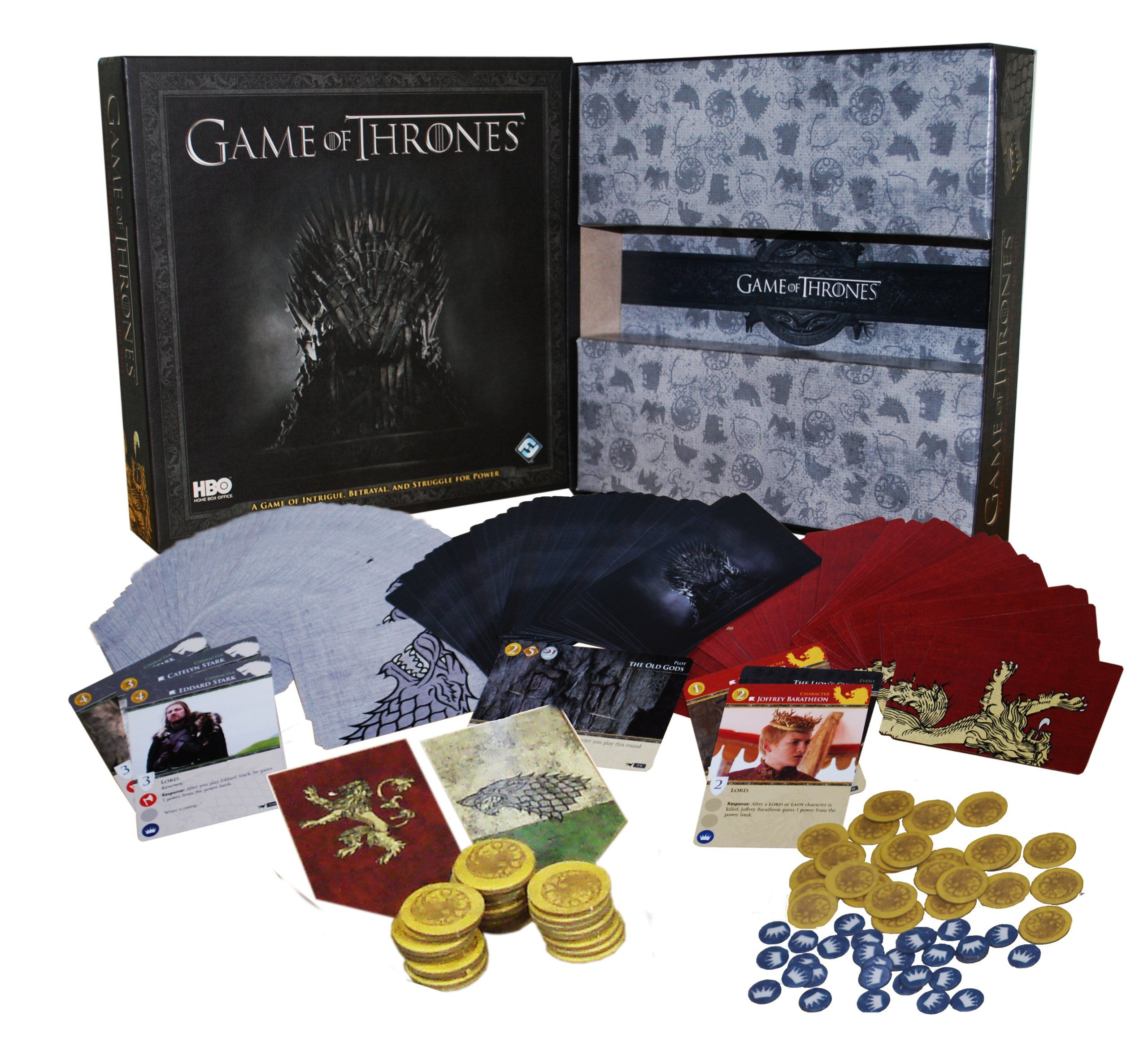 Game of thrones card game hbo edition game of thrones