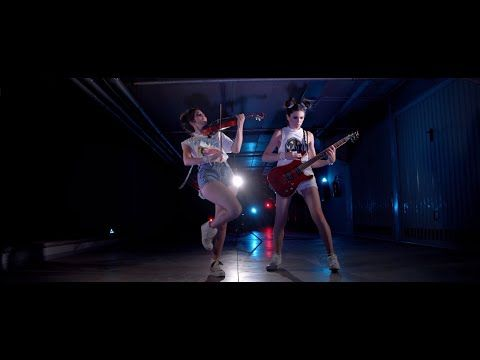 Guns N Roses Violin Electric Guitar Knockin On Heaven S Door Youtube Electric Guitar Violin Cover Songs