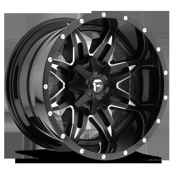 Fuel Truck Wheels >> D267 Lethal Fuel Off Road Wheels Truck Stuff Wheels